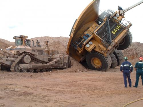 Mining disasters 025